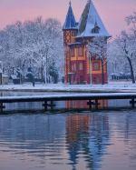 НОВА ГОДИНА  в СЪРБИЯ и град СУБОТИЦА   Великолепният град на Войводина!