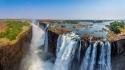 ЮЖНА АФРИКА, ЗИМБАБВЕ, БОТСВАНА - Рев на диви животни и грохот на водопади!